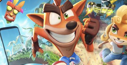 <em>Crash Bandicoot: On the Run!</em>: México y Brasil han sido claves en el éxito del juego