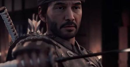 Con deepfake muestran cómo se vería Keanu Reeves en la película de <em>Ghost of Tsushima</em>