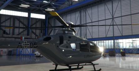 Los helicópteros llegan a <em>Microsoft Flight Simulator</em> gracias a un impresionante mod