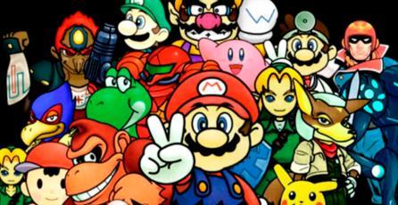 Recrean el intro del primer <em>Super Smash Bros.</em> al estilo de <em>Animal Crossing</em>