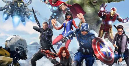 <em>Marvel's Avengers</em> y más títulos llegarán mañana a PlayStation Now