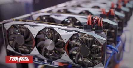 Compañía compra 18 mil GPU a NVIDIA para minería de criptomonedas gastándose más de 30 millones de dólares
