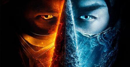 Avance de la película de <em>Mortal Kombat</em> nos confirma cuál Sub Zero estará en la cinta