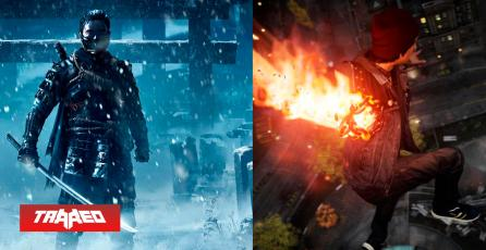 Co-fundador de Sucker Punch Productions, habla sobre el desarrollo de Infamous: Second Son y Ghost of Tsushima