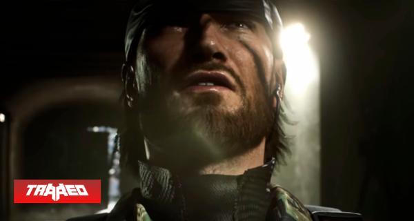 Así luciría el clásico Metal Gear Solid 3 con gráficos de nueva generación