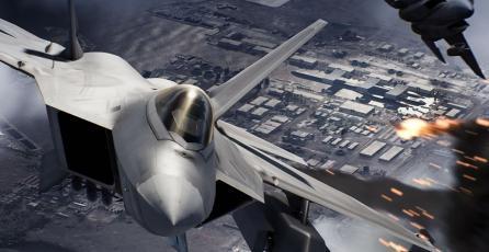 Project Aces revela el nuevo DLC para <em>Ace Combat 7: Skies Unknown</em>