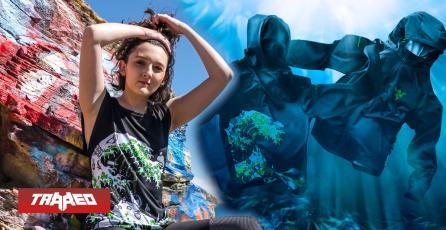 Razer saca línea de ropa ecológica inspirada en la Ola de Kanagawa