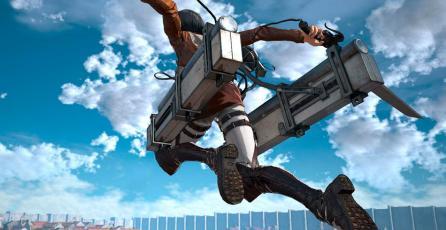 Crean un equipo de maniobras 3D de <em>Attack on Titan</em> que tiene ciertas funciones