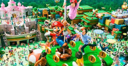 Super Nintendo World limitará la entrada de sus visitantes en Universal Studios Japan