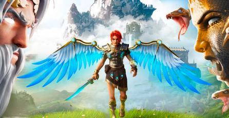 <em>Immortals Fenyx Rising</em> se actualiza a la versión 1.3.0 y se prepara para un nuevo DLC
