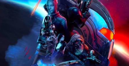 Prepárense: <em>Mass Effect Legendary Edition</em> tendrá grandes mejoras