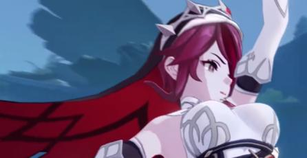 Genshin Impact - Tráiler de Personaje: Rosaria