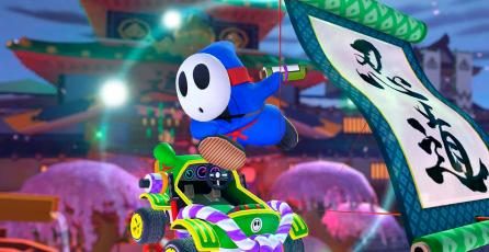 <em>Mario Kart Tour</em>: llega la temporada ninja y presenta a un nuevo personaje