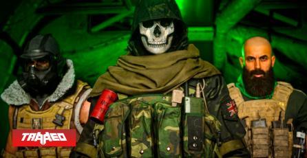 El evento nuclear de Call of Duty: Warzone se adelanta a causa de un glitch