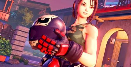 "Street Fighter V - Tráiler de Avance ""Akira Kazama"""