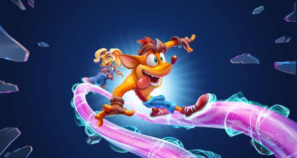<em>Crash Bandicoot 4: It's About Time</em> (Switch)