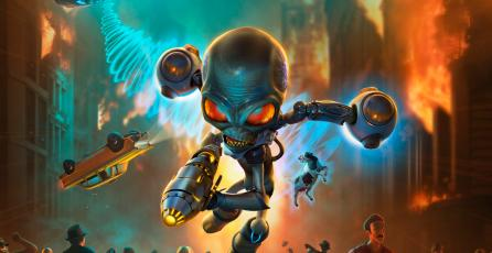 El remake de <em>Destroy All Humans!</em> se acerca a Nintendo Switch