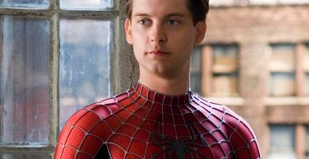 ¿Tobey Maguire en <em>Spider-Man No Way Home</em>? Actor de voz parece confirmarlo