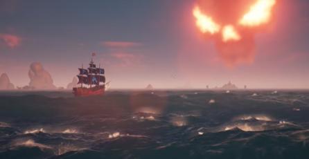 Sea of Thieves - Tráiler Anuncio Fecha de Lanzamiento Temporada 2