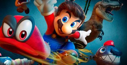 ¿Extrañas los manuales en los juegos? Un jugador creó uno de <em>Super Mario Odyssey</em>