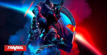 Mass Effect edición legendaria esta listo para su estreno