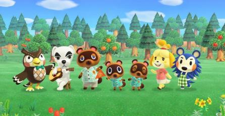 <em>Animal Crossing: New Horizons</em> recupera la cima en Reino Unido