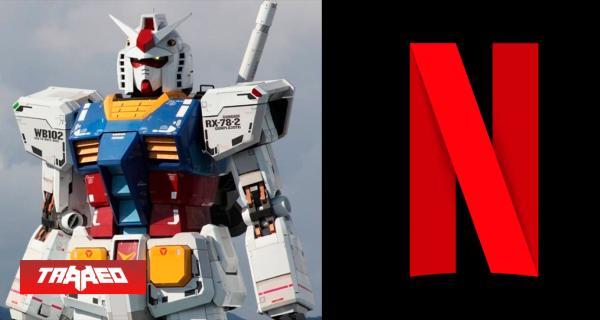 Netflix esta haciendo una película live-action de Mobil Suit Gundam
