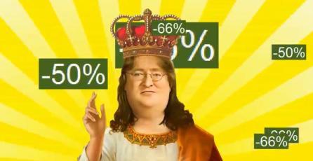 Ofertas: preparan una nueva venta de juegos para PC en Steam