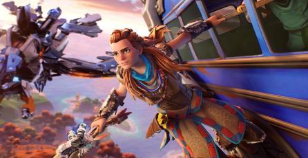 <em>Fortnite</em>: Aloy, de <em>Horizon Zero Dawn</em>, llegará muy pronto al Battle Royale