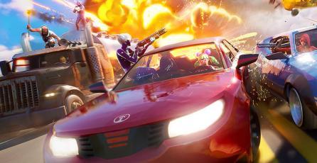 <em>Fortnite</em>: ya puedes usar los coches y hacer carreras en el modo Creativo
