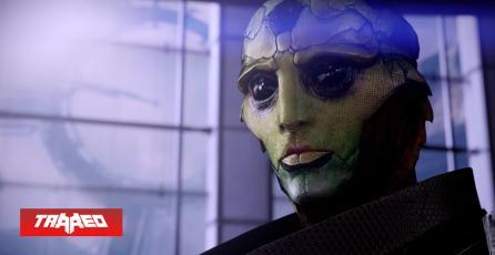 Mass Effect: Edición legendaria presenta comparativa grafica del original y la remasterización
