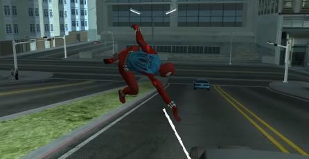 Balancéate como Spider-Man en <em>GTA: San Andreas</em> gracias a un genial mod