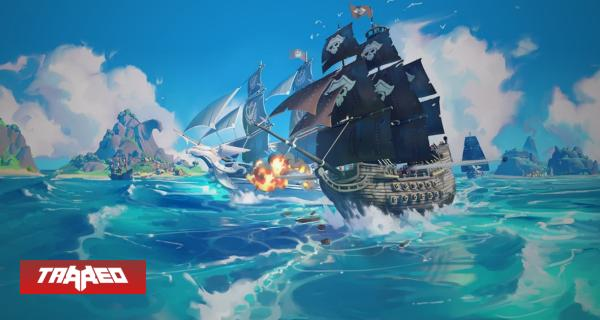 King of Seas fija su lanzamiento para el 25 de mayo y estrena demo gratis en Steam