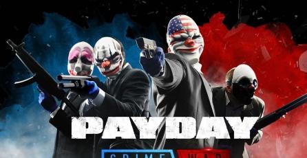 La acción de <em>PAYDAY: Crime War</em> volverá este año a iPhone, iPad y Android