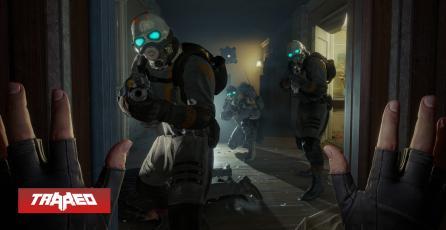 ¿Sin VR? No hay problema, este nuevo mod te permite jugar Half Life: Alyx con teclado y mouse