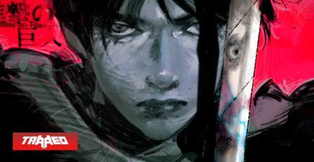 Attack on Titan llega a su final después de 12 años, otros autores y dibujantes felicitan a su autor por el duro trabajo