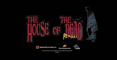 Justo en la nostalgia: <em>House of the Dead: Remake</em> llegará a Switch