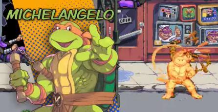 Teenage Mutant Ninja Turtles: Shredder's Revenge - Tráiler de Gameplay