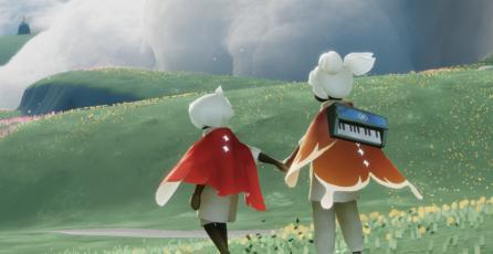 <em>Sky: Children of the Light</em> ya tiene mes de lanzamiento en Nintendo Switch