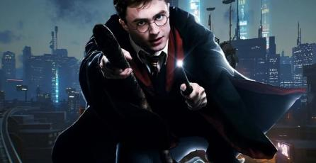 ¿Harry Potter en <em>Cyberpunk 2077</em>? Descubren genial easter egg en el título