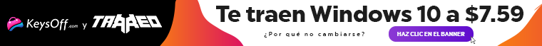 Tarreo x KeysOFF - We bring you Windows 10 for only $ 7.45