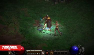 Alpha técnica de Diablo II Resurrected es Crackeada y permite jugar con las todas las clases que estaban bloqueadas
