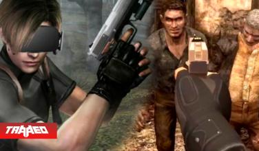 ¡UN FORASTERO!: Capcom anuncia versión en VR de Resident Evil 4