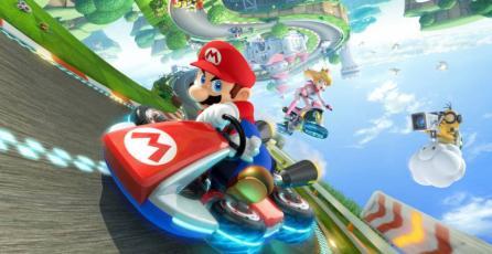 <em>Mario Kart 8</em> es el juego de carreras más vendido en los Estados Unidos