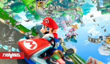 Mario Kart 8 es el juego de carreras más vendido en la historia de los Estados Unidos