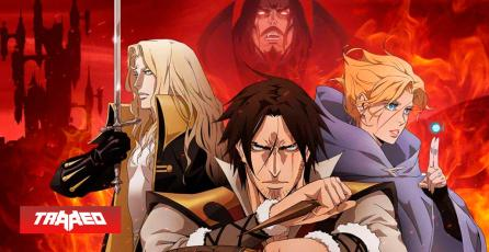 El 13 de mayo será el estreno de la cuarta y ultima temporada de Castlevania