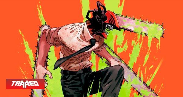Primer tráiler del anime para Chainsaw Man se presentará el 27 de junio