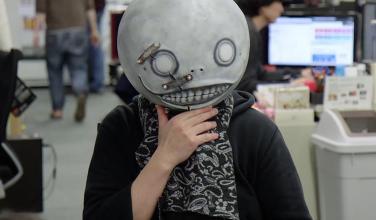 Filtro de Instagram te permitirá usar la famosa cabeza de Yoko Taro