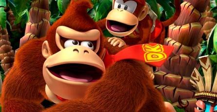 Nintendo actualizó el render de Diddy y los fans de <em>Donkey Kong</em> esperan algún anuncio