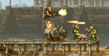 ¡Heavy Machine Gun! Felices 25 años, <em>Metal Slug</em>